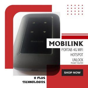 Unlock Mobilink Pocket Router